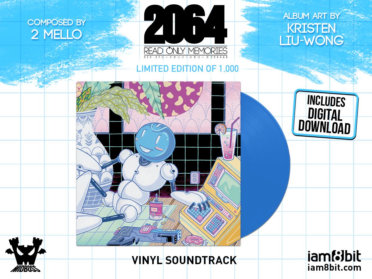 2064: Read Only Memories(デジタル・ダウンロード付) - 画像3
