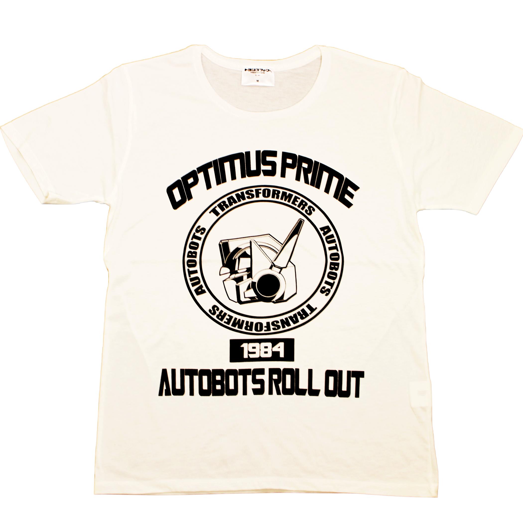 【トランスフォーマー】戦え!超ロボット生命体トランスフォーマー|コンボイカレッジデザイン Tシャツ