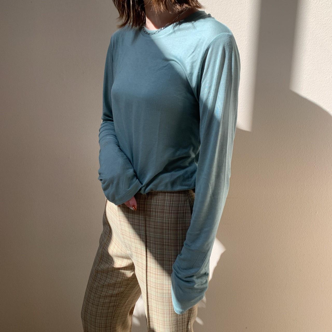 Baserange - Long Sleeve Tee-Bamboo Jersey