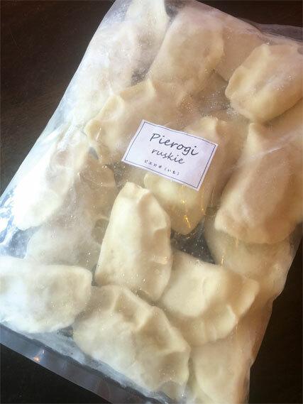 【大袋】ピエロギ(ジャガイモ&チーズ)Pierogi ruskie