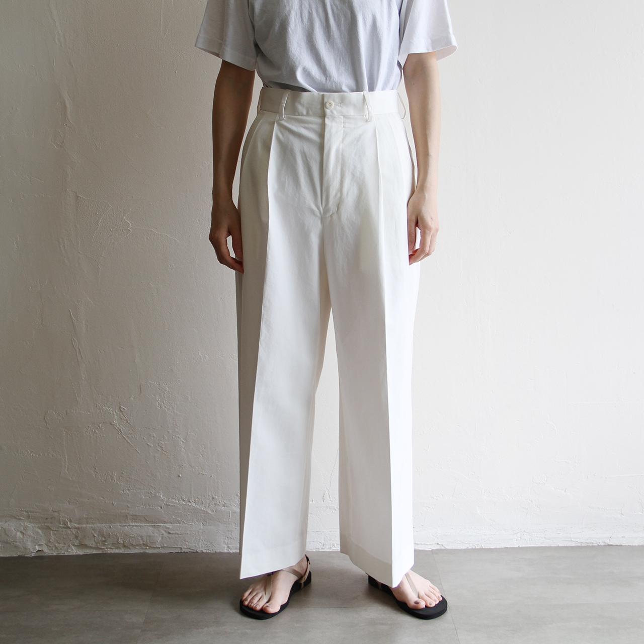 UNION LAUNCH【 womens 】cotton wide pants