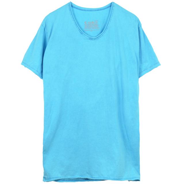 Ouky T-shirt スカイブルー♛28