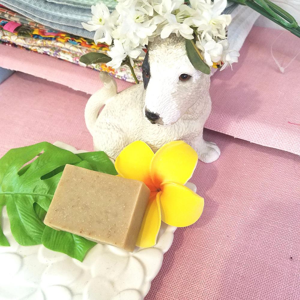 La-kizunaローズマリーハーブ石鹸 おまけ付+送料無料