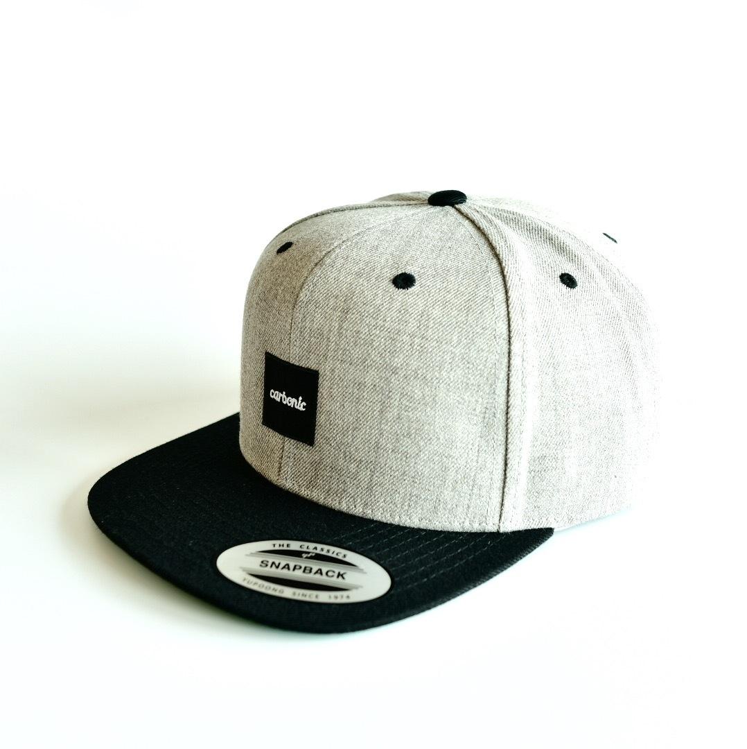 carbonic SQUARE flat cap