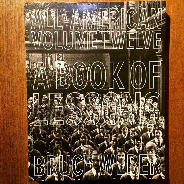 写真集「All-American Volume Twelve : A Book of Lessons/Bruce Weber」 - 画像1