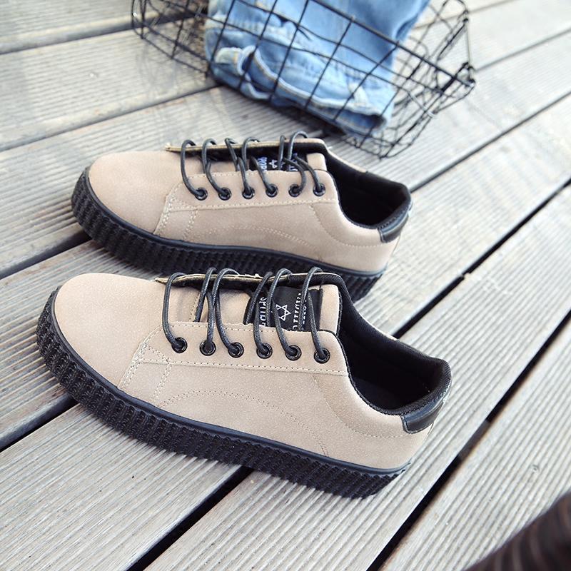 【shoes】カジュアル切り替え人気スニーカー22696018