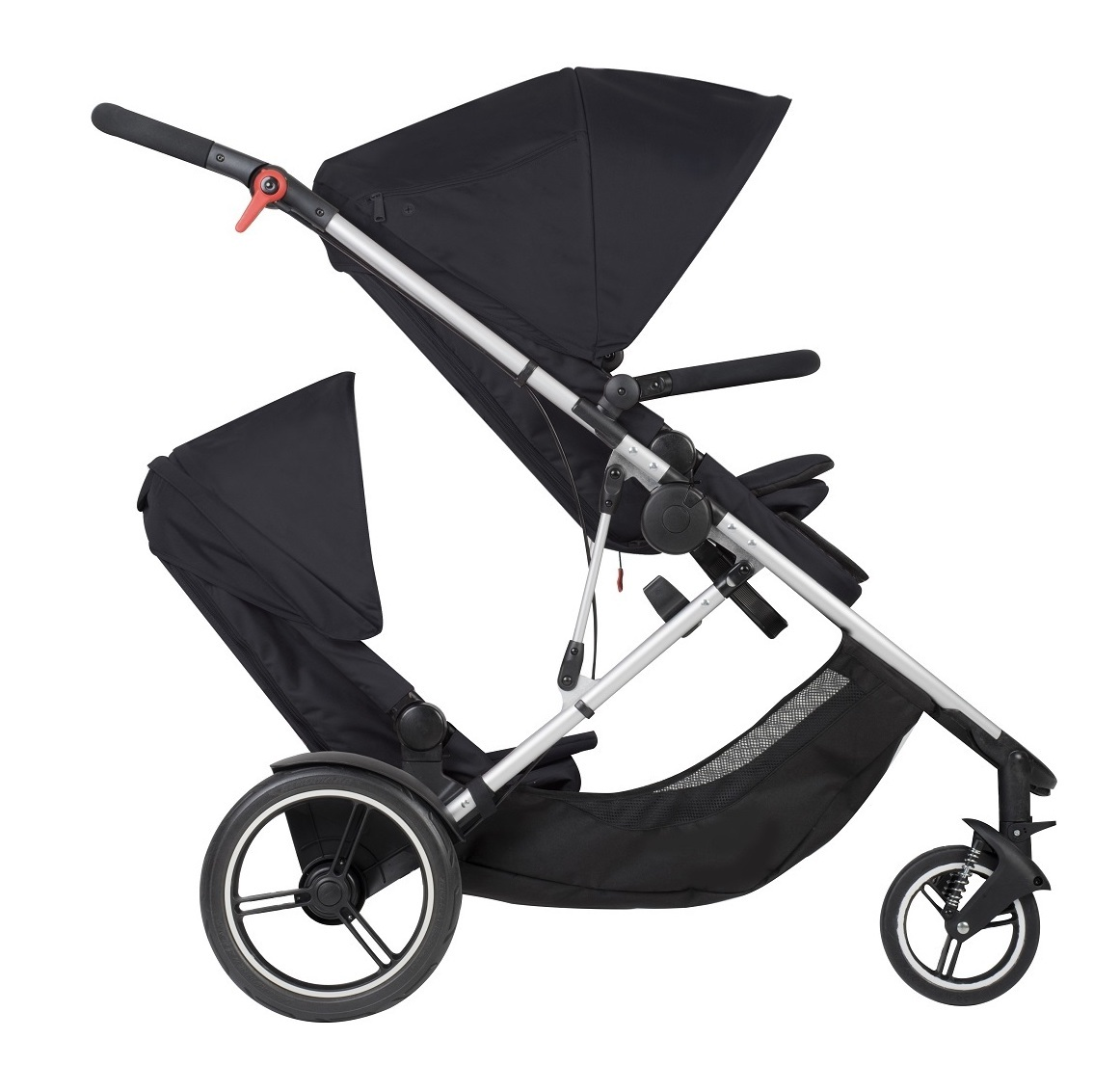 【40%OFF実施中】phil&teds voyager buggy Black フィルアンドテッズ ボイジャー