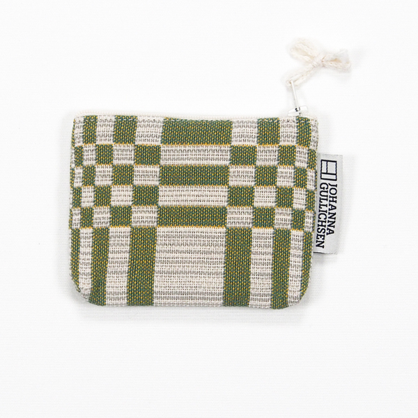 JOHANNA GULLICHSEN Coin Purse Doris Almond
