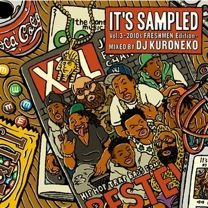 [MIX CD] DJ KURONEKO / IT'S SAMPLED VOL.3