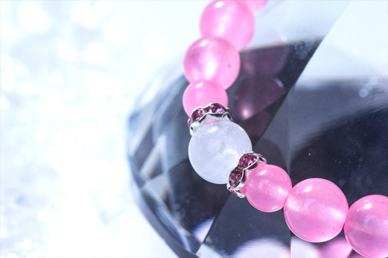 pinky pinky【パワーストーンブレスレット 】 - 画像4