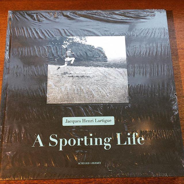 写真集「A Sporting Life/Jacques Henri Lartigue」 - 画像1