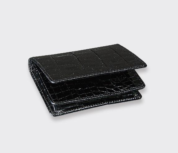 【Felillo】フェリーロ/CARD HOLDER【Black】