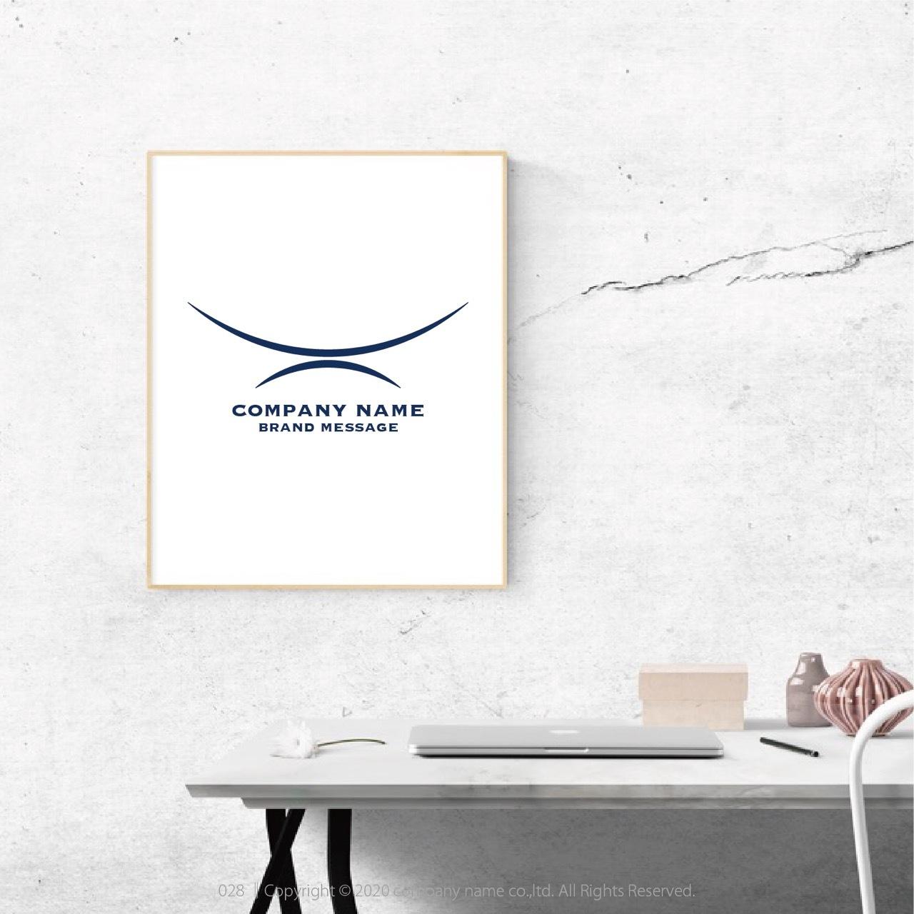 Brand Logo Mark :028