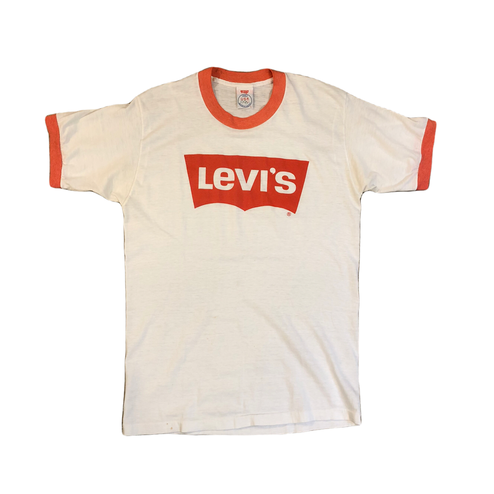 Levi's 80's Logo Ringer Tee ¥8,000+tax