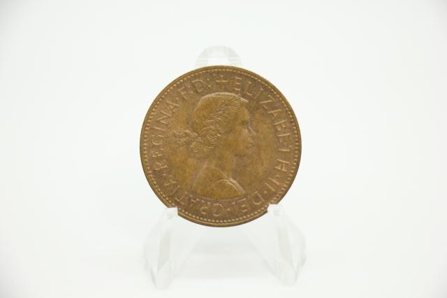ペニー銅貨 レプリカ