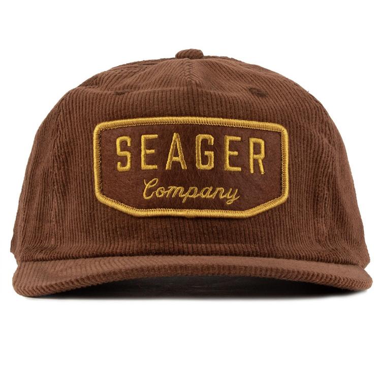 SEAGER #Wilson Corduroy Snapback Cap