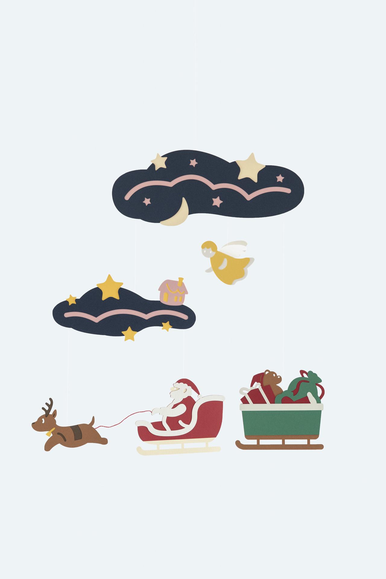 サンタクロースが往くーHoly Nightー