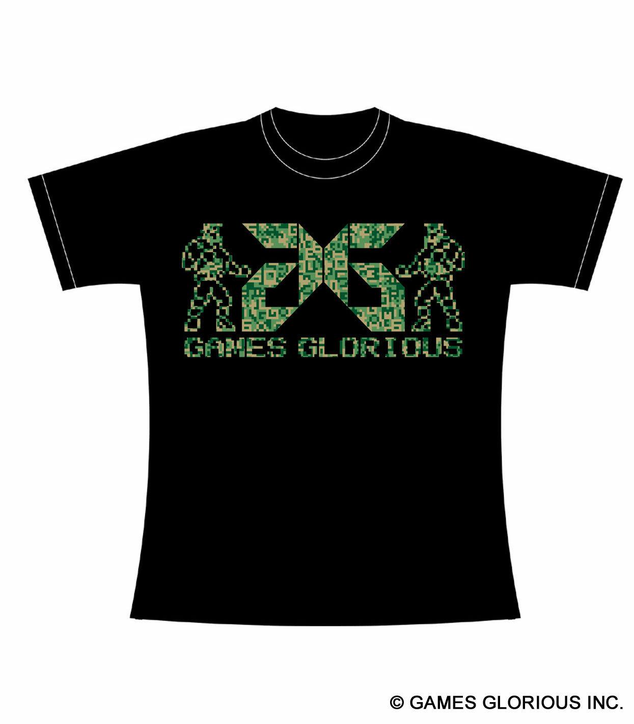 Fighting Style Tee (ブラック) / GAMES GLORIOUS