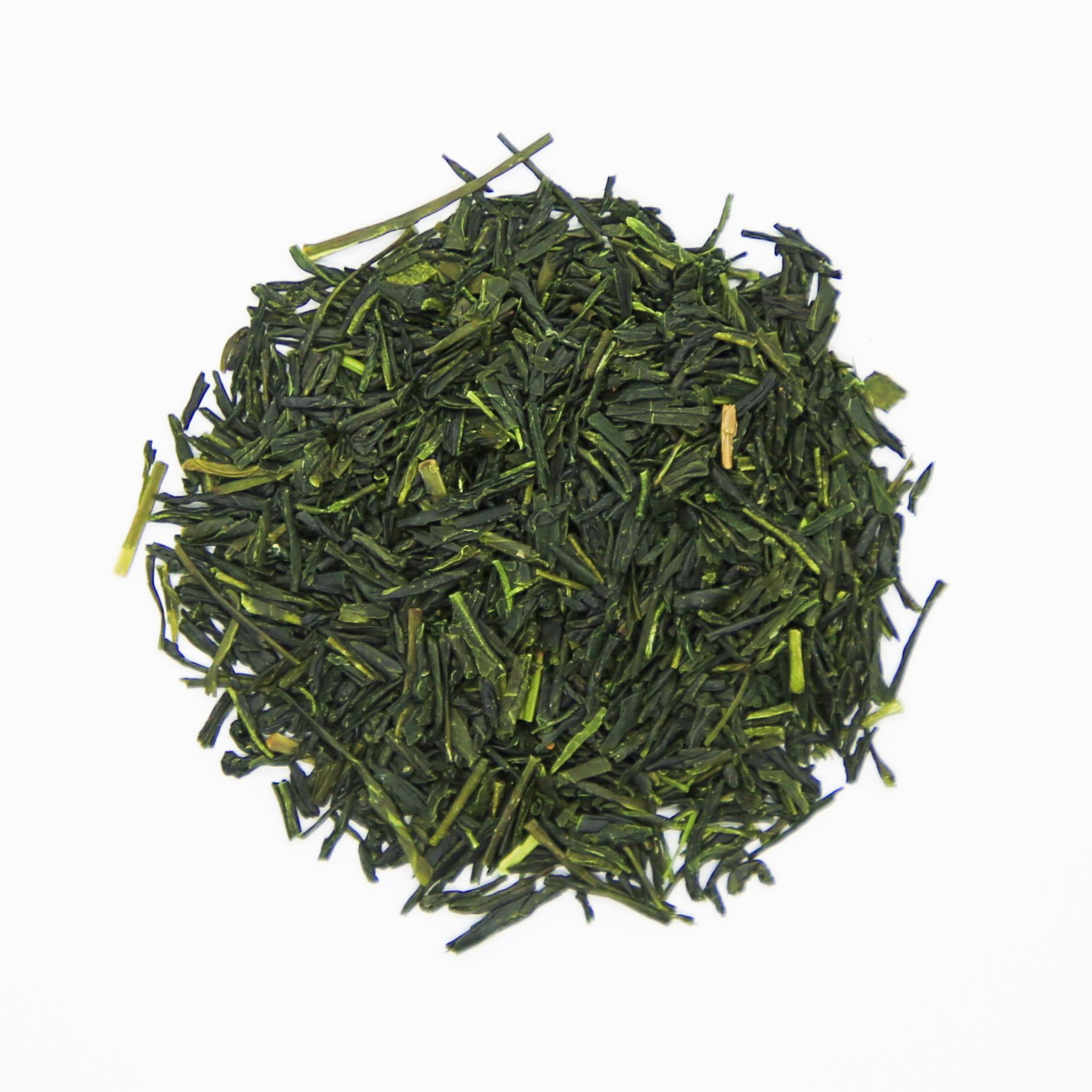【サンプル】ジャスミン煎茶