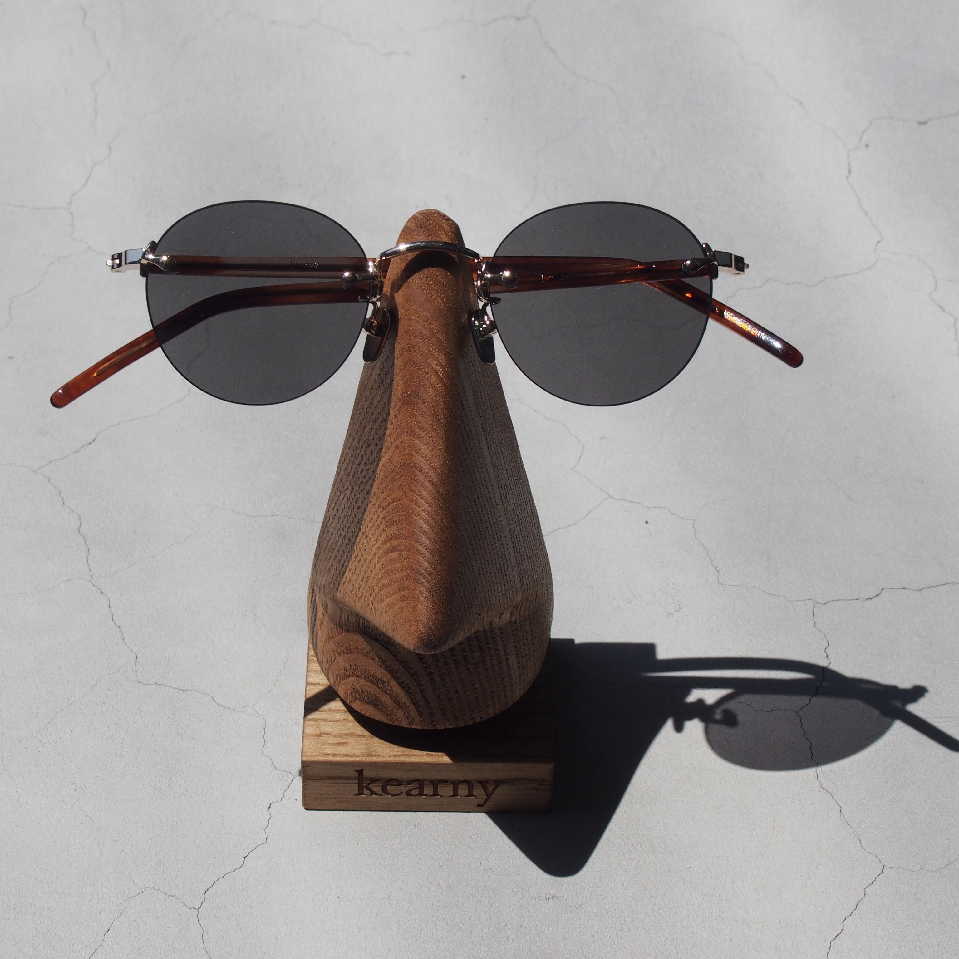 Kearny Leach brown smoke (sunglasses) [COOPSTAND別注]