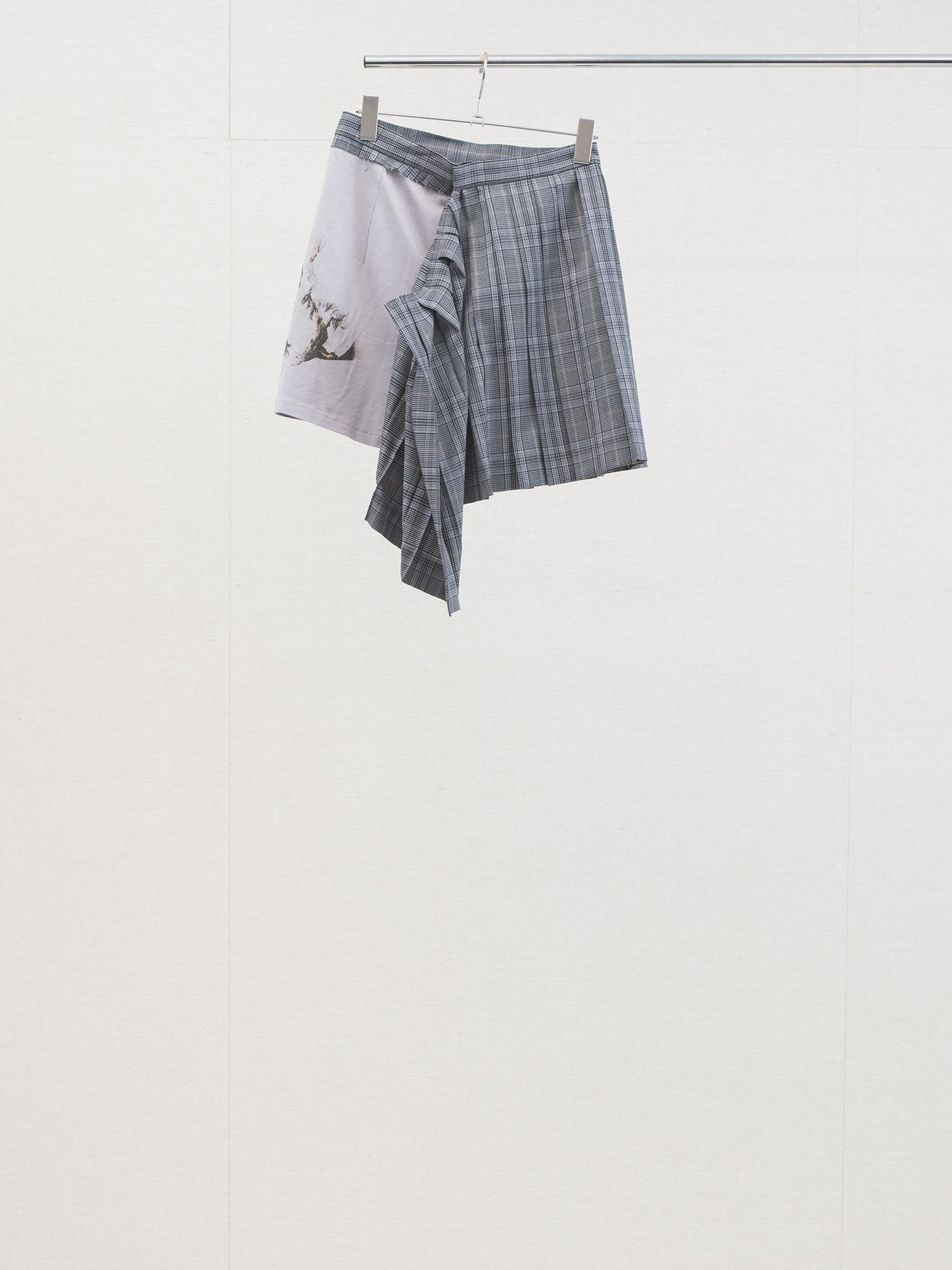 "Broken Short Skirt ""Dead Pigeon"""