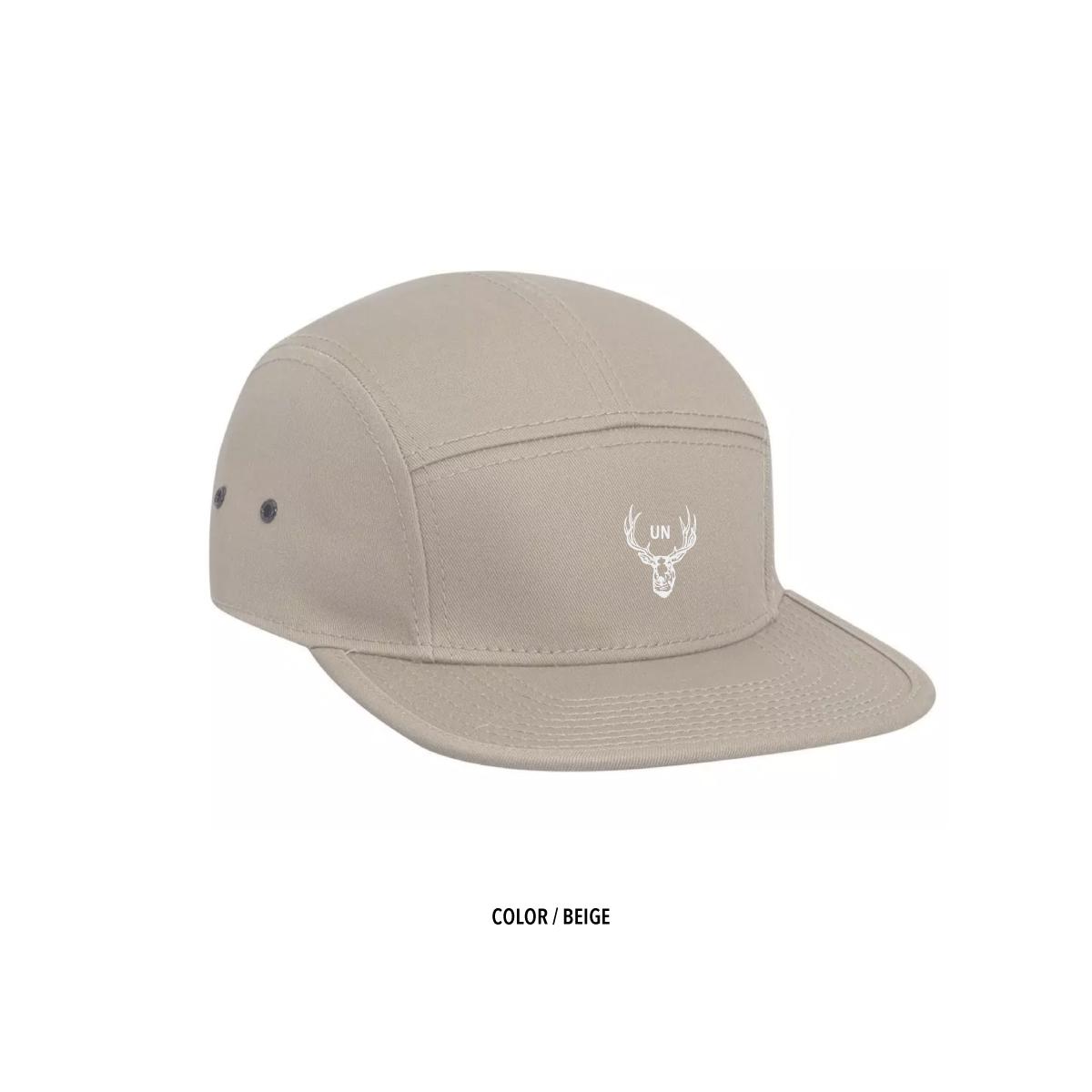 CAMPER HAT / FLAT BISER