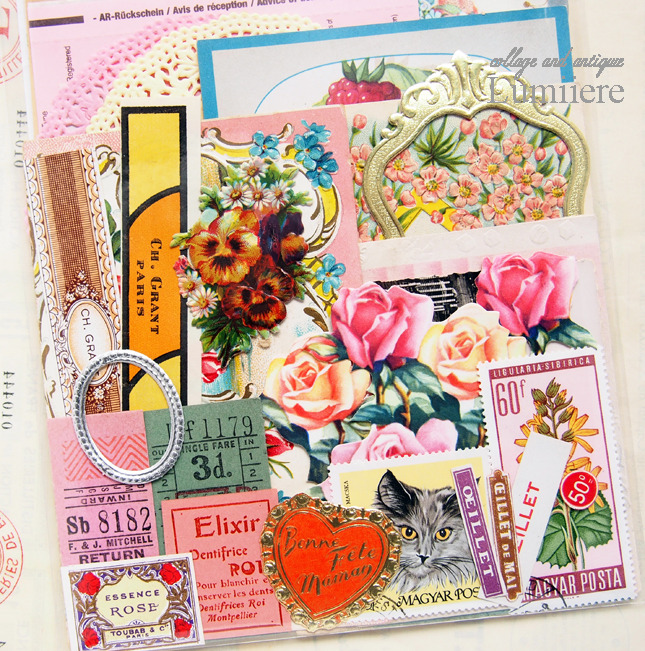 collage paper set