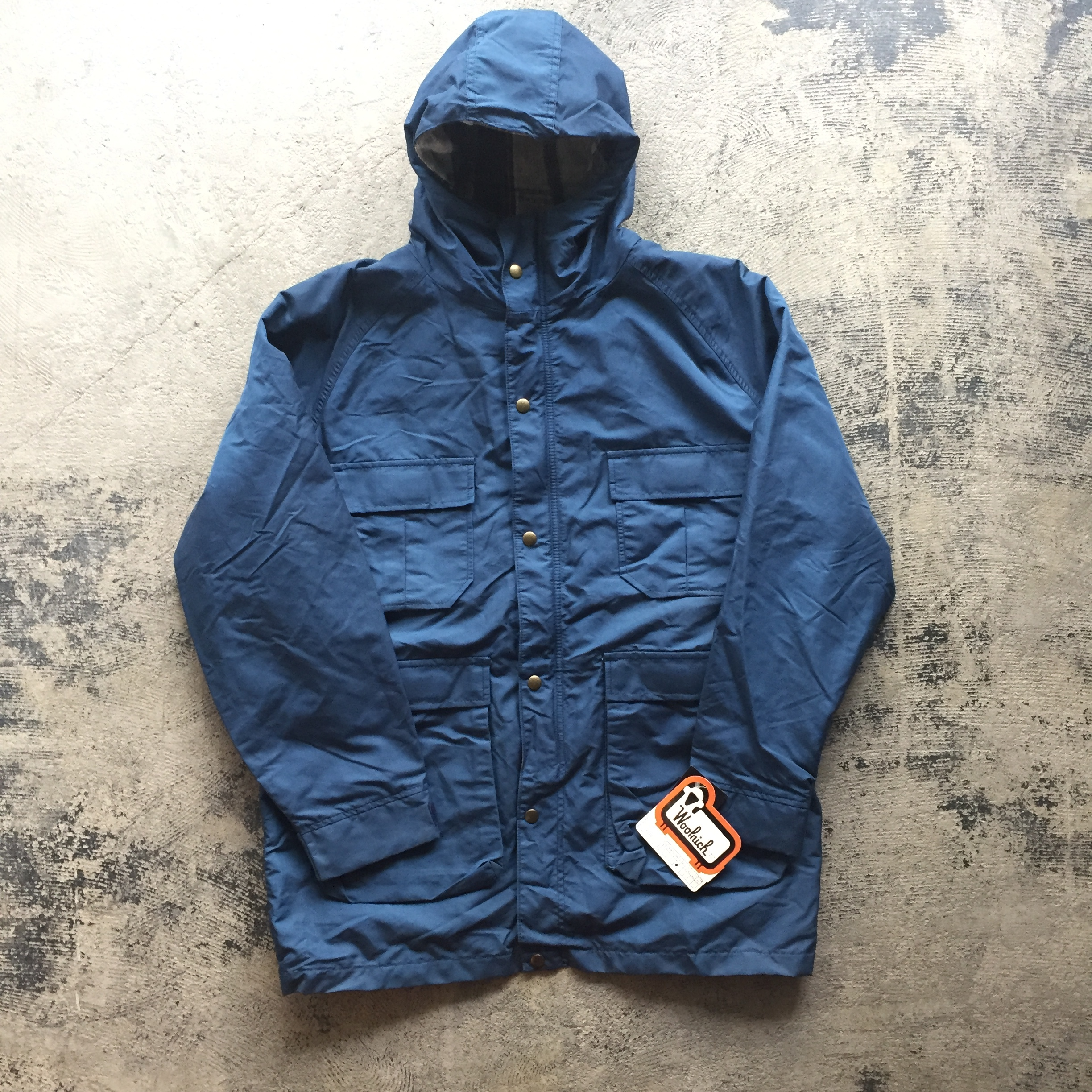 【Dead Stock】Woolrich Mountain Parka Made in USA