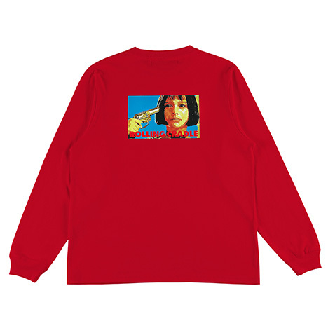 ROLLING CRADLE(ロリクレ) | Mathilda LONG SLEEVE (Cherry)