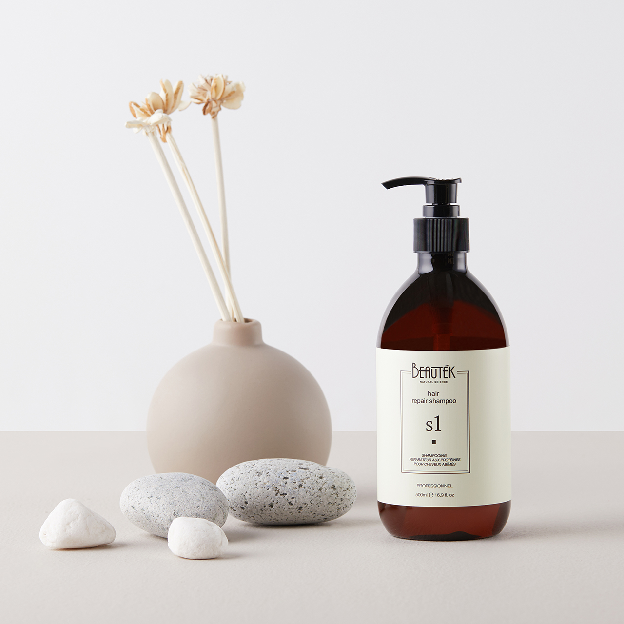 BEAUTEK S1 Hair Shampoo(500ml)