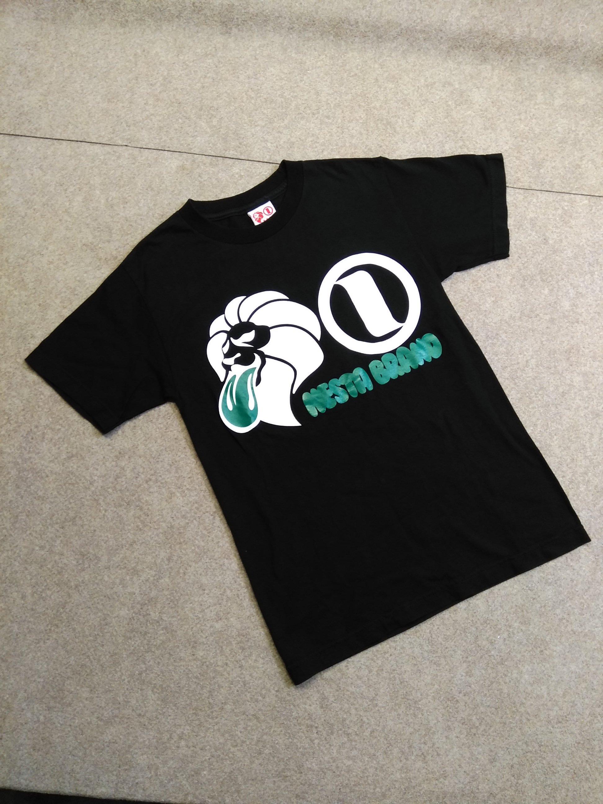 ネスタ NESTA Tシャツ 黒 S mh816e