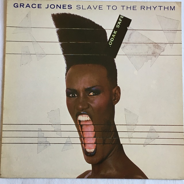 【LP・英盤】Grace Jones / Slave To The Rhythm