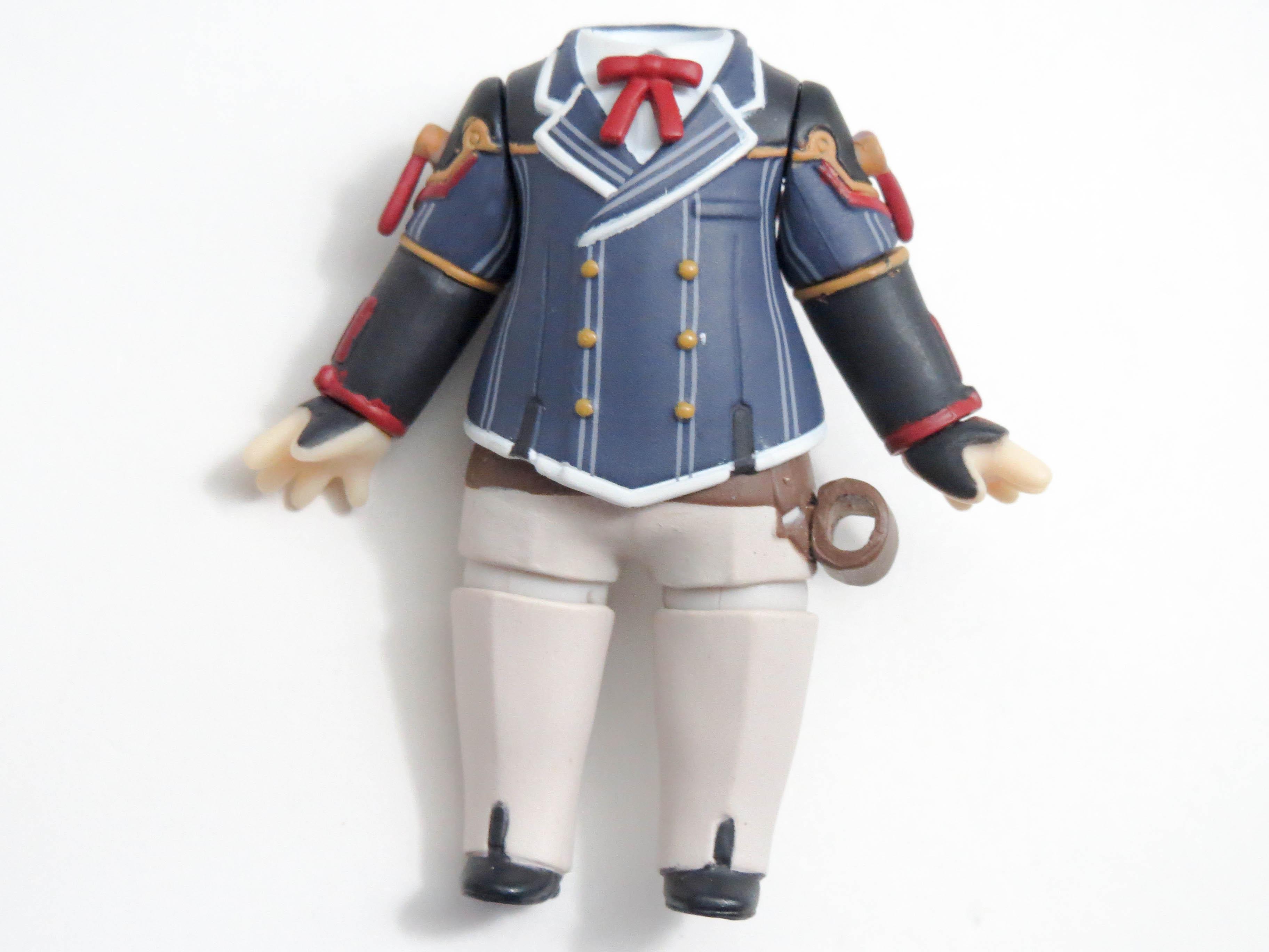 再入荷【745】 堀川国広 体パーツ 戦闘服 ねんどろいど