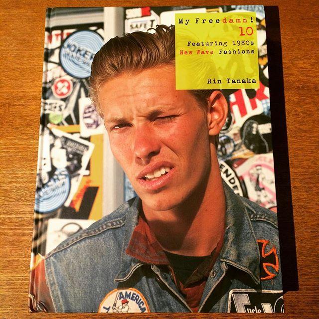 ファッションの本「My Freedamn! 10 (1980s New Wave Fashions)/田中凛太郎」 - 画像1
