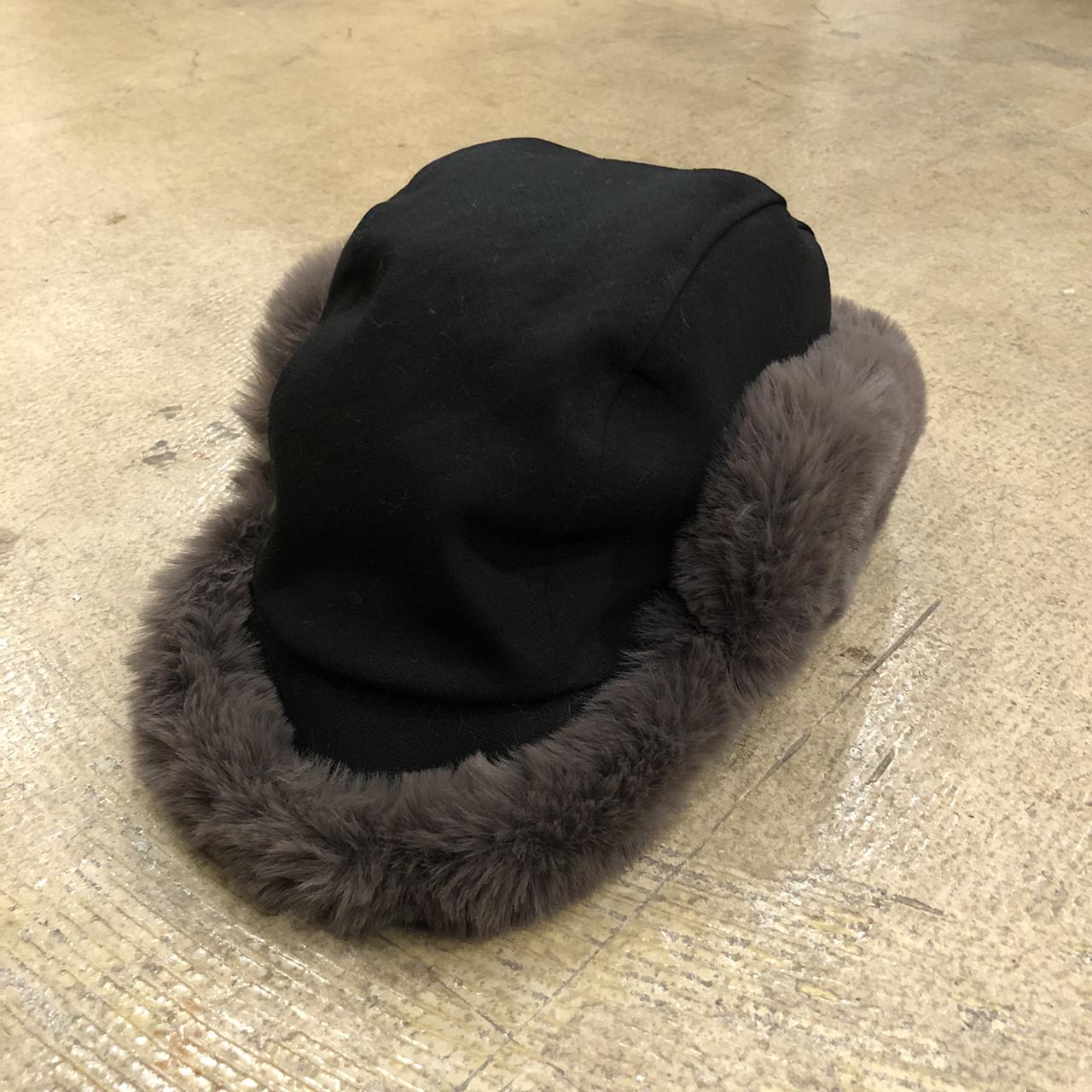 MARIHOJA #Fur Cap