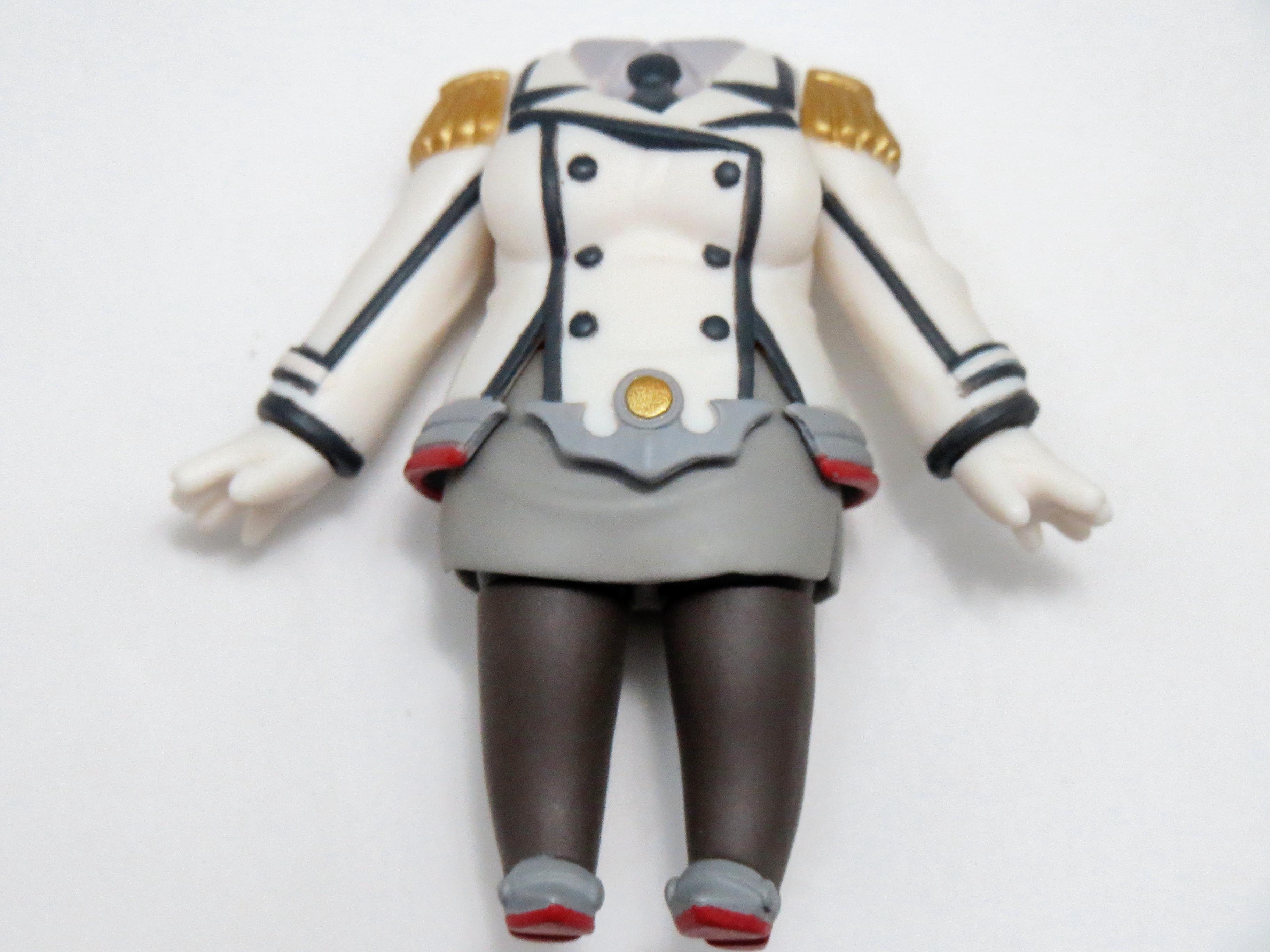【564】 香取 体パーツ 戦闘服 ねんどろいど