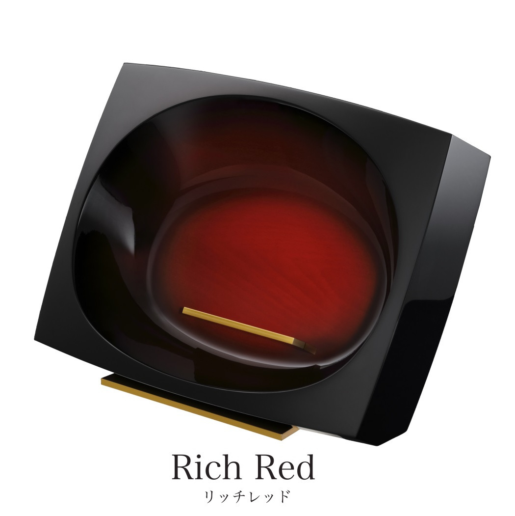 [受注生産]「COAT&ECHO」Rich Red