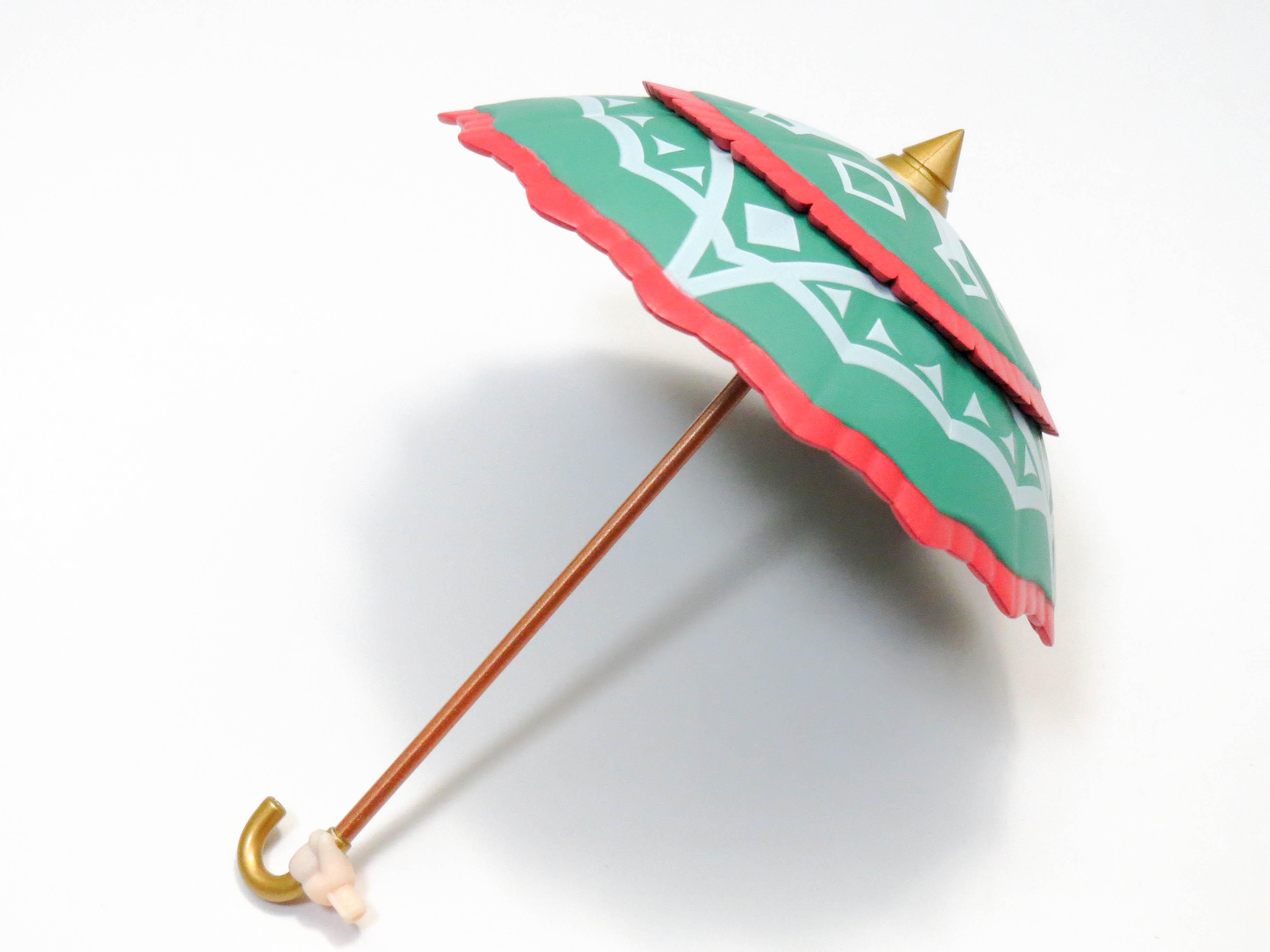 再入荷【439】 G級受付嬢 カトレア 小物パーツ 傘 ねんどろいど