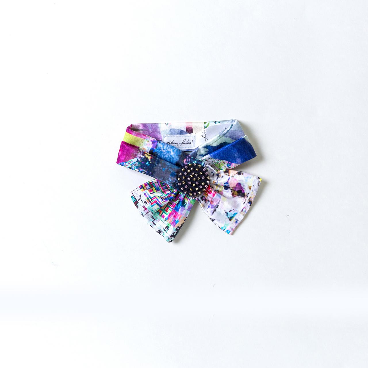 jibun-fuku DOG 【リボンカラーbeads】DOGRB201863