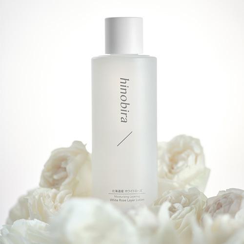 【hinobira】ホワイトローズレイヤー化粧水 130ml