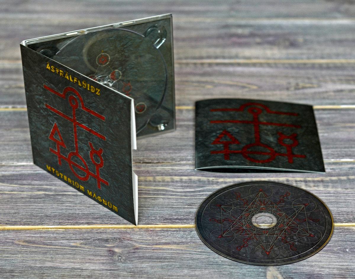 ÄSTRÄLFLÜIDZ - Mÿsteriüm Mägnüm CD - 画像3