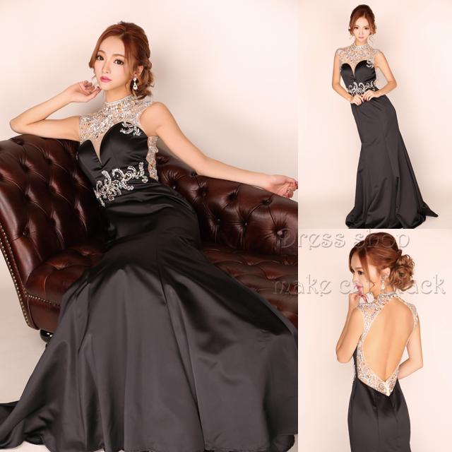 ロングドレス ¥35,640-(税込) [JEANMACLEAN] JM-167777