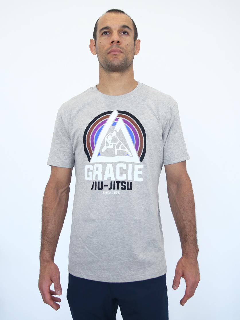 グレイシー柔術公式 Rank Tシャツ