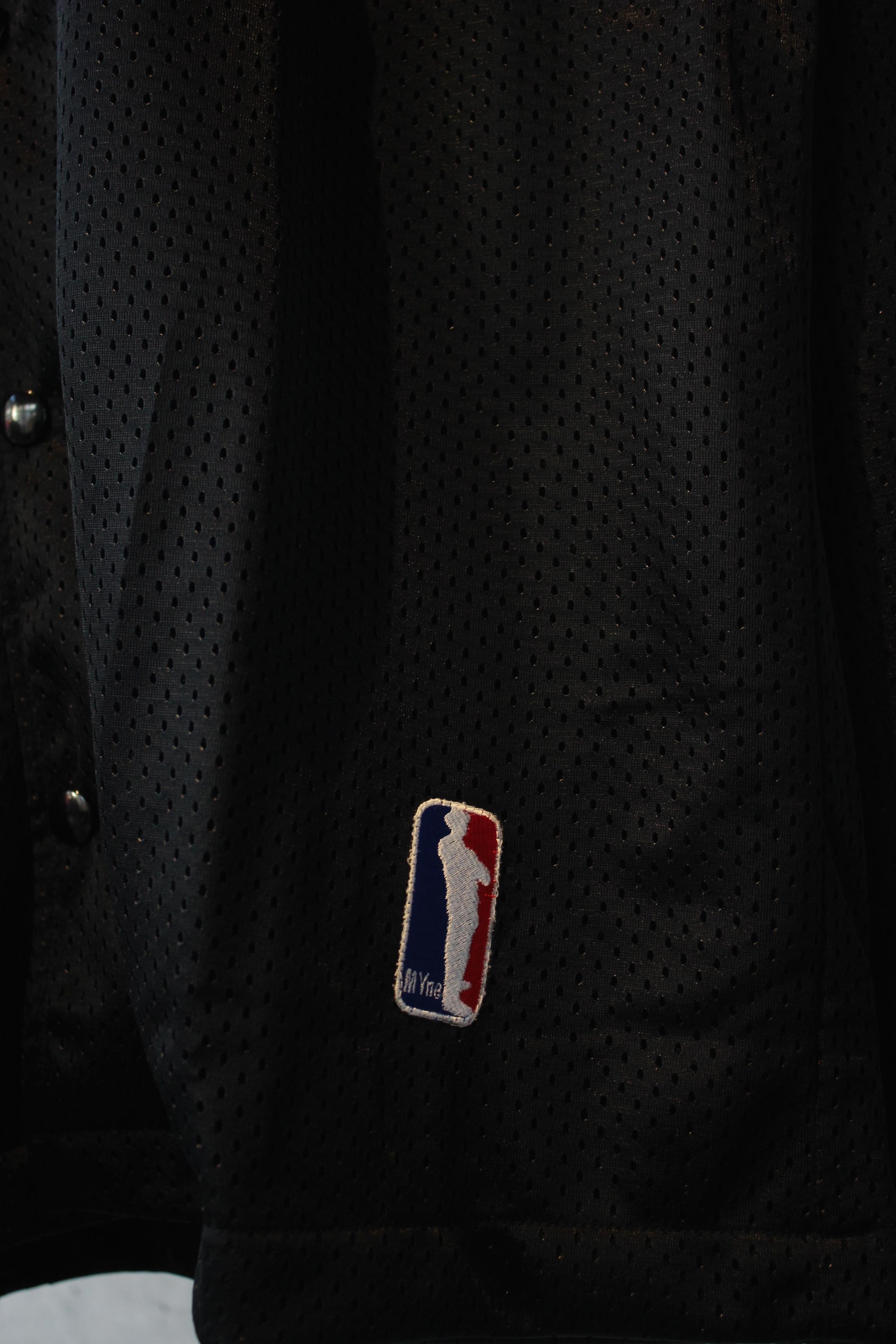 【50%OFF】mesh sports jacket / BLACK - 画像3