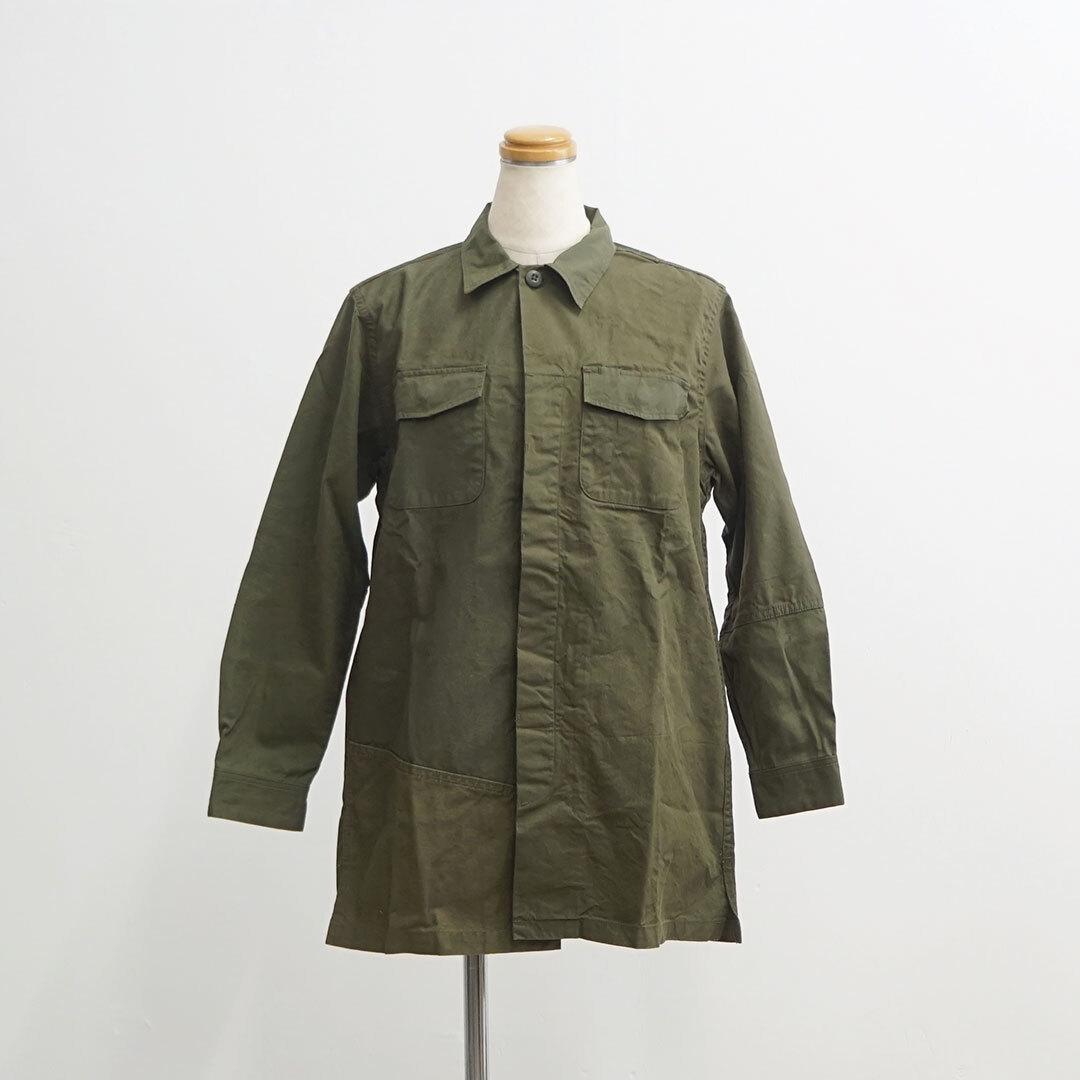 130GARMENT ミリタリーリメイクジャケット 【返品交換不可】 (品番a10)