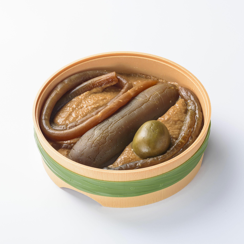 歓喜光 特撰奈良漬(並)(600g)※化粧樽・化粧箱入り