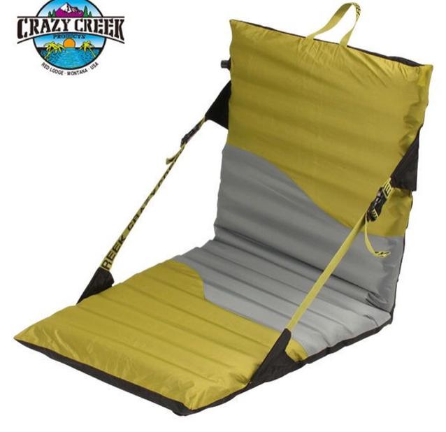 crazy creek air chair PLUS