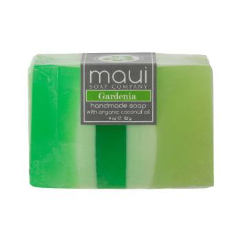 ハンドメイドソープ ガーデニア Maui Soap Company