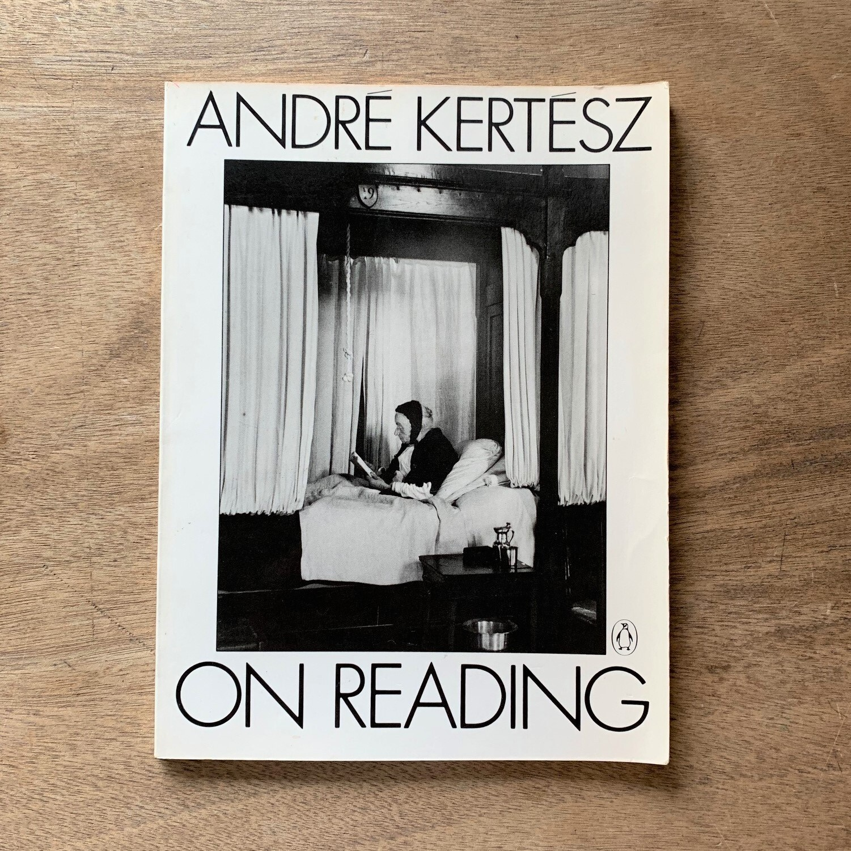 On Reading / Andre Kertesz (著) アンドレ・ケルテス