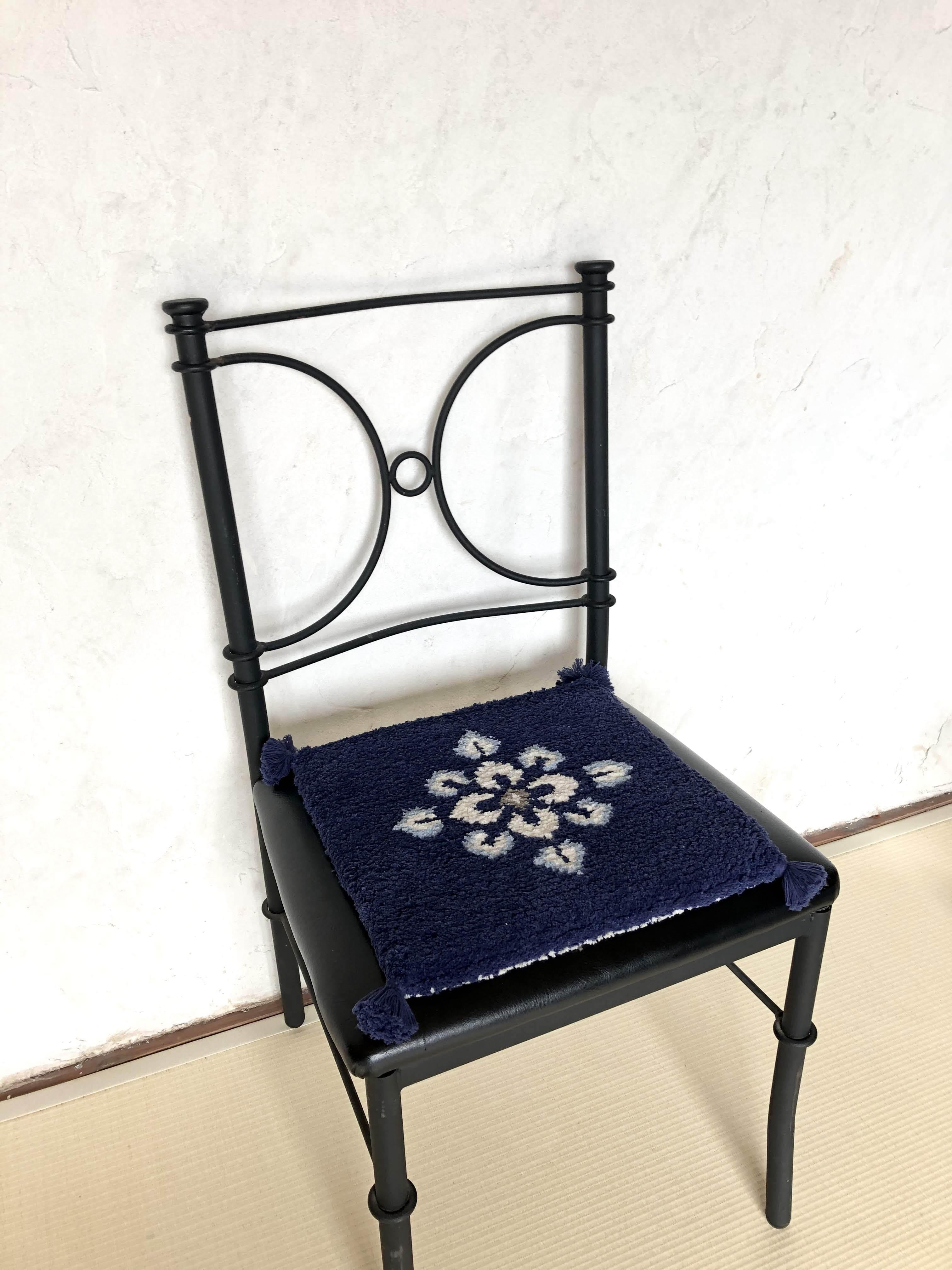 花菱(紺、白、水、灰)